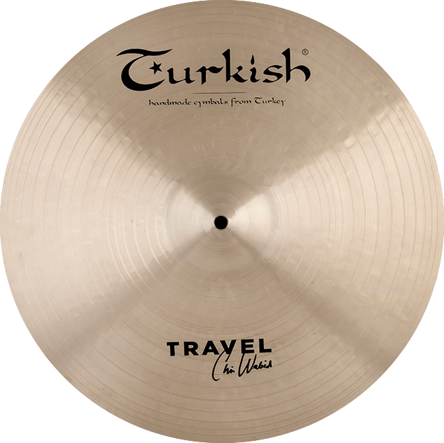 Turkish Cymbals Travel Crash 17