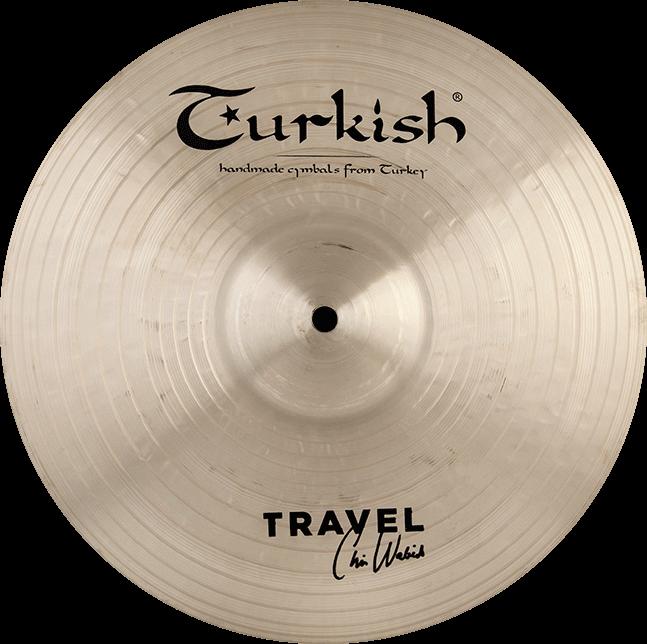 Turkish Cymbals Travel Hi-Hat 13